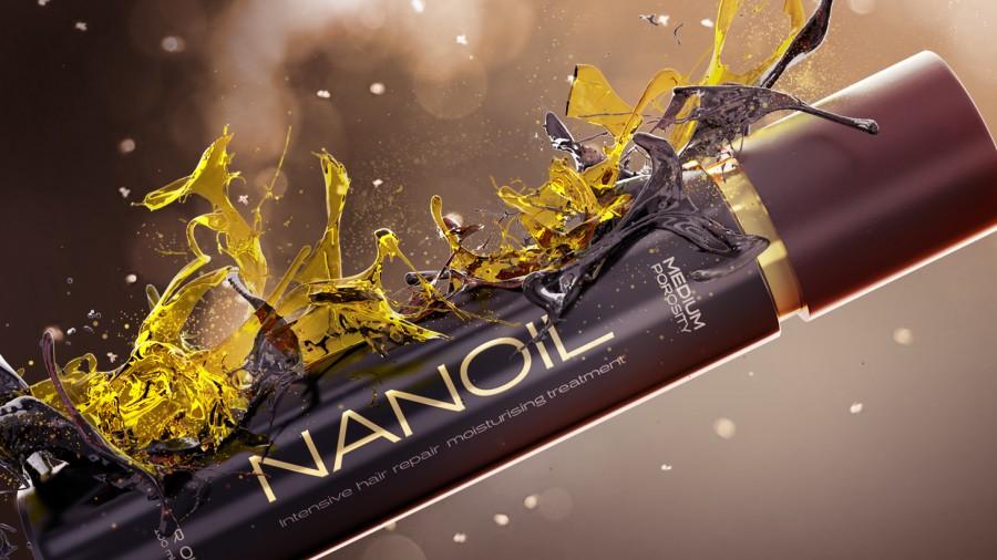 Nanoil håroljor